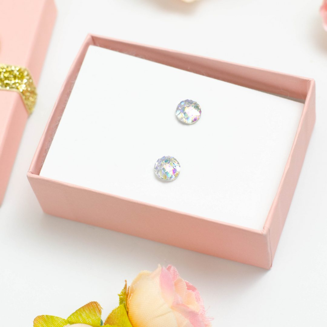 8mm Mini Diamond Mermaids